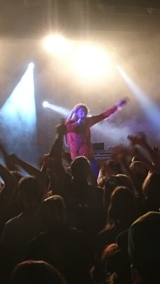 The Rap Race Festival 27 juli 2016. Foto: Cajsa Broström