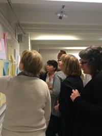 Engagerade seminariedeltagare. Foto: Cajsa Broström