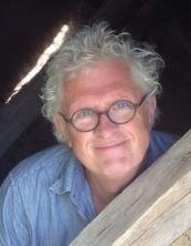 Konstnären Magnus Lönn
