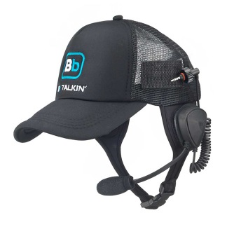Surf Cap Headset -