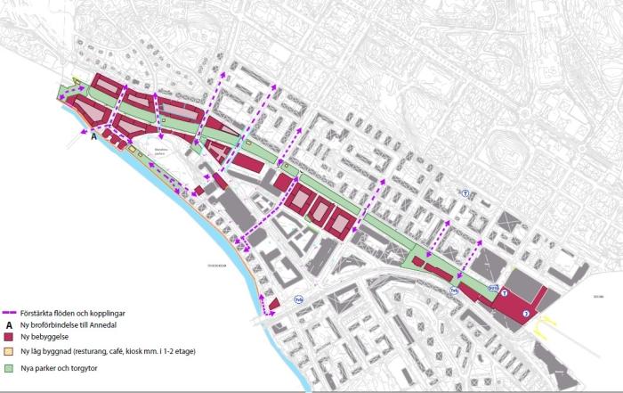 Planförslag nya stadskärnan 2018-01-15
