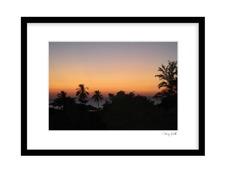 Sunset over Aonang