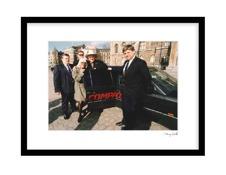 JG´s Limousine Claes Granfeldt Med VIP-gästen Larry Hagman & Fru Maj