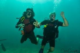 Dykning Peter & Jag Hin Bida 1