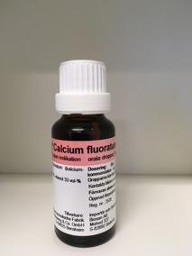 Calcium Flourid D6 - Calcium Flourid D6