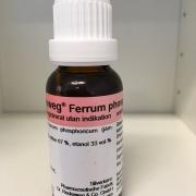 Ferrum Phosphoricum D6