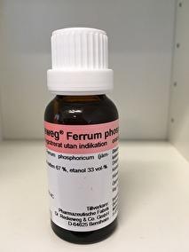 Ferrum Phosphoricum D6 - Dr reckeweg Ferrum phos D6