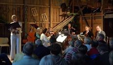 Gunnel Fred & musikerna - foto Lennart Castenhag