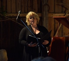 Jeanette Bjurling - foto Lennart Castenhag