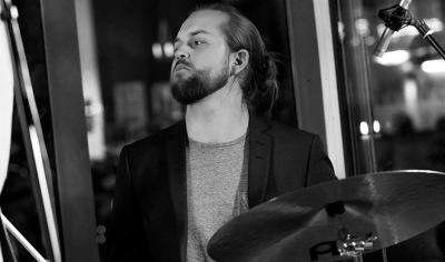 OscarJohanssonWerre på trummor