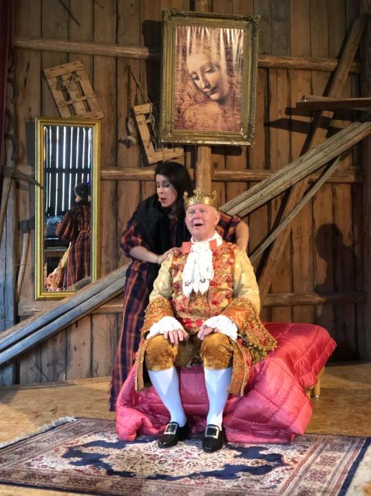 Kejsarens nya kläder - Musik i Ladan 2019