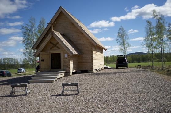 Särkilax kyrka