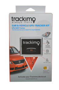 Trackimo Car & Vehicle GPS-Tracker Kit -