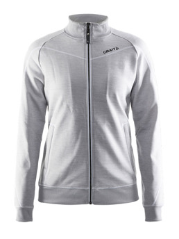CRAFT In-The-Zone-Sweatshirt W - CRAFT In-The-Zone-Sweatshirt W, Grey Melange, Small
