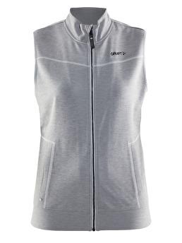 CRAFT In-The-Zone Vest W - CRAFT In-The-Zone Vest W, Grey/White, Medium