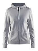 CRAFT In-The-Zone Full Zip Hood W