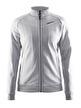 CRAFT In-The-Zone-Sweatshirt W - CRAFT In-The-Zone-Sweatshirt W, Grey Melange, XLarge