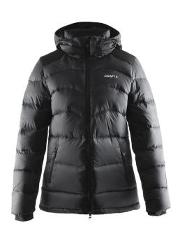 CRAFT Down Jacket - CRAFT Down Jacket, Black, Medium