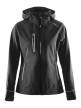 CRAFT Cortina Soft Shell Jacket - CRAFT Cortina Soft Shell Jacket, Black, XLarge
