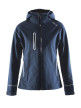 CRAFT Cortina Soft Shell Jacket - CRAFT Cortina Soft Shell Jacket, Navy, XLarge