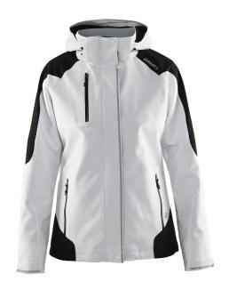 CRAFT Zermatt Jacket W - Medium, White