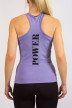 POWER of Sweden Premium Racer Back Bamboo Tank Top