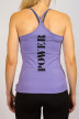 POWER of Sweden Premium Shoulder Strap Bamboo Tank Top