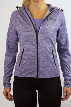 POWER of Sweden Running Hoodie - Small