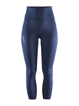 CRAFT ADV Essence High Waist Tights W, Blaze Blue - Small