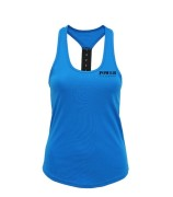 POWER of Sweden Strap Back Tank Top, Blue