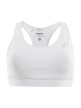 CRAFT Training Bra W, White - XLarge