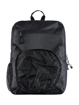 CRAFT Transit Backpack 15 L, Black - 15 L