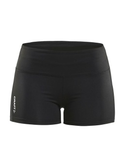 CRAFT Rush Hot Pant W, Black - Small