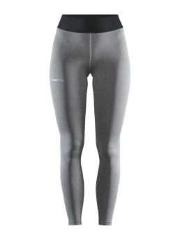CRAFT Core Essence Tights W, Grey Melange - Small