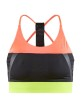 CRAFT Asome Strap Top W, Coral/Black - Large