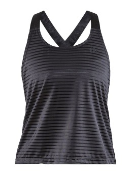 CRAFT Asome Singlet W, Black - Small