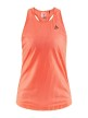 CRAFT Asome Tank Top W, Coral - Large