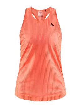 CRAFT Asome Tank Top W, Coral - Small