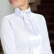 Tävlingsskjorta - Siena Mesh Inseat- med plastrong