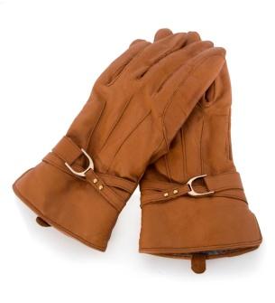 Handske Callie - Konjaksbrun XS