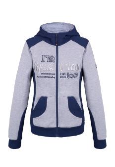 Sweatshirt Fp Sonia - Grey/Navy XS/34