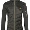 Covalliero Combi-jacket - Mörkbrun XXL/44