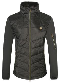 Covalliero Combi-jacket - Mörkbrun XS/34
