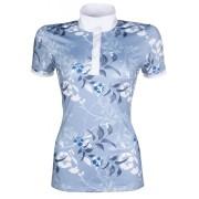 Polo shirt -Sole Mio Floral Joy