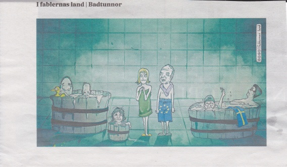 Copyright I fablernas land/SvD