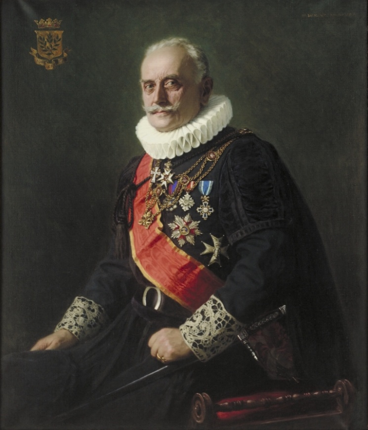 Bakałowicz - Privately owned painting, painted by Bakałowicz before 1923
