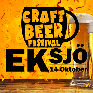Biljetter till Eksjö Craft Beer Festival - Biljetter till Eksjö CBF pass 1