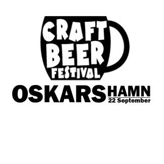 Biljett Oskarshamn Craft Beer Festival - Lördag pass 1  13:00-17:00