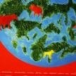 Snurra min jord konstverk 5 av Gro 2016