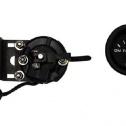 El-hydrauliskt motorfäste för trollingmotor (Model 45) - Mätare